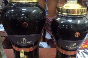 Lựa chọn bình thủy tinh ngâm rượu vừa ý