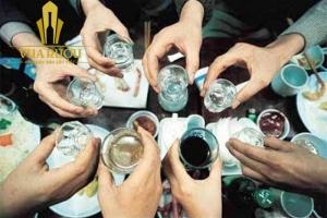 Uống rượu mà vẫn giữ được sức khỏe