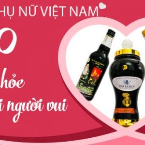 Ưu đãi đặc biệt nhân ngày phụ nữ Việt Nam 20-10