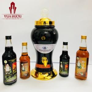 Rượu Ba kích tím Quảng Ninh