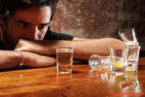 Những sai lầm khi uống rượu làm hại sức khỏe