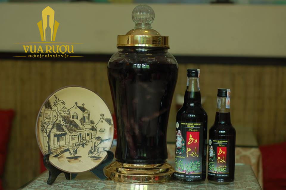 Cung cấp rượu ba kích tím Quảng Ninh