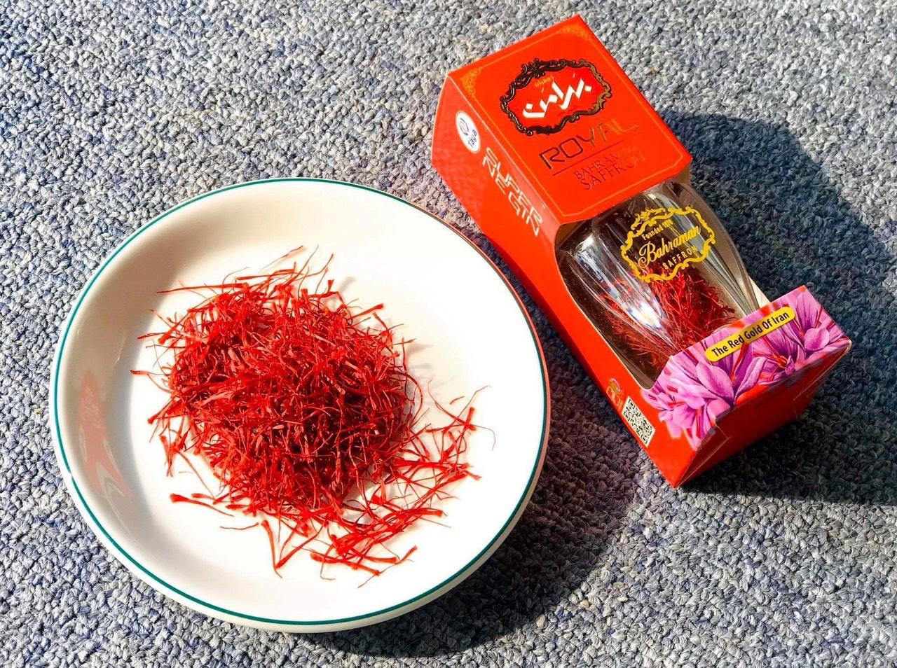 Tặng ngay 1 lọ thảo dược Saffron (Nhụy hoa nghệ tây) trị giá 500.000 đồng